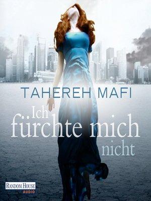 cover image of Ich fürchte mich nicht