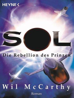 cover image of Die Rebellion des Prinzen