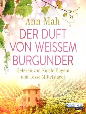 cover image of Der Duft von weißem Burgunder