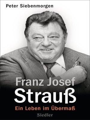 cover image of Franz Josef Strauß