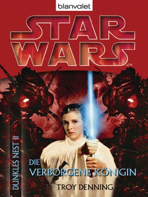 cover image of Star Wars. Dunkles Nest 2. Die verborgene Königin