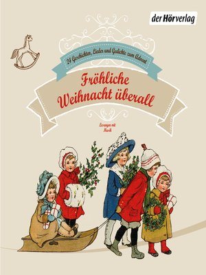 cover image of Fröhliche Weihnacht überall
