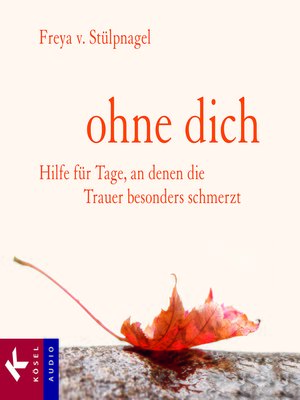 cover image of Ohne dich