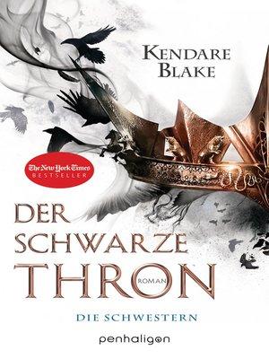 cover image of Der Schwarze Thron 1--Die Schwestern