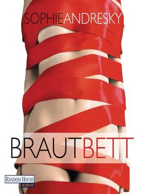 cover image of Brautbett