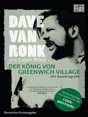 cover image of Der König von Greenwich Village