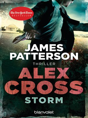 cover image of Storm--Alex Cross 16 -