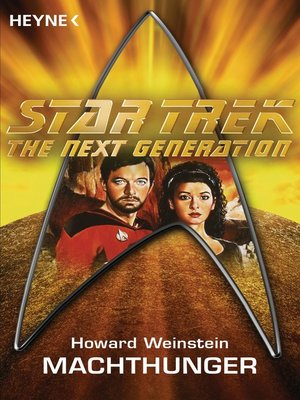 cover image of Star Trek--The Next Generation