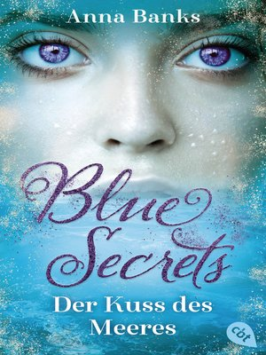 cover image of Blue Secrets--Der Kuss des Meeres