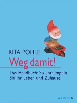 cover image of Weg damit!