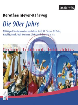 cover image of Die 90er Jahre
