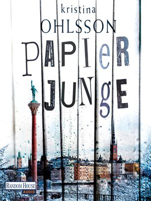 cover image of Papierjunge