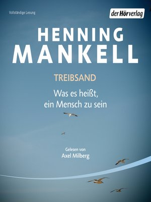 cover image of Treibsand