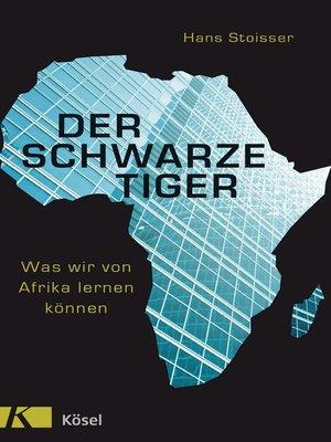 cover image of Der schwarze Tiger