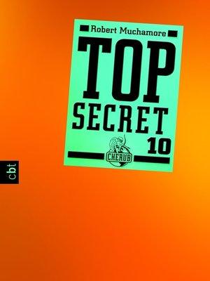 cover image of Top Secret 10--Das Manöver