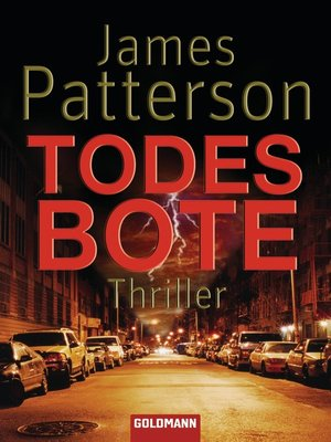cover image of Todesbote