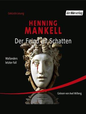 cover image of Der Feind im Schatten