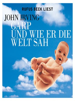 cover image of Garp und wie er die Welt sah