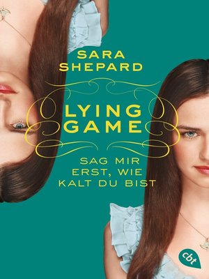 cover image of Lying Game--Sag mir erst, wie kalt du bist