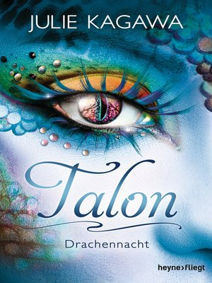cover image of Talon--Drachennacht