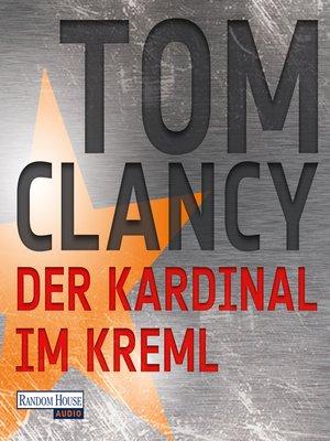 cover image of Der Kardinal im Kreml