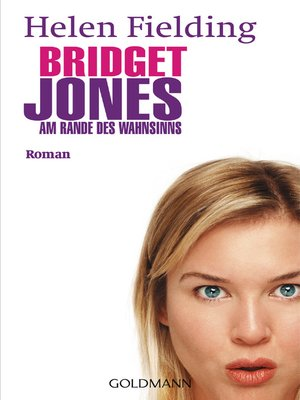 cover image of Bridget Jones--Am Rande des Wahnsinns