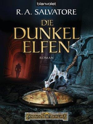 cover image of Die Legende von Drizzt