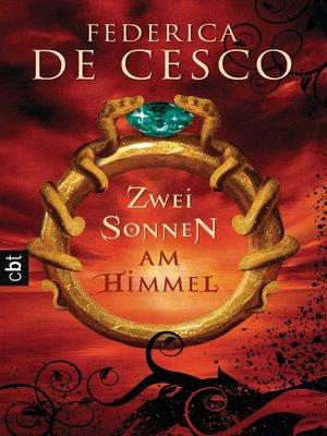 cover image of Zwei Sonnen am Himmel