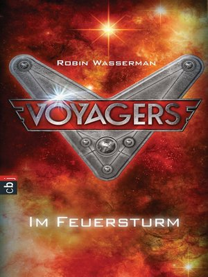 cover image of Voyagers--Im Feuersturm