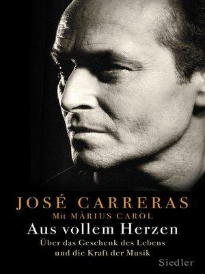 cover image of Aus vollem Herzen