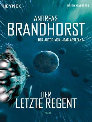 cover image of Der letzte Regent