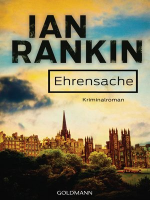 cover image of Ehrensache--Inspector Rebus 4