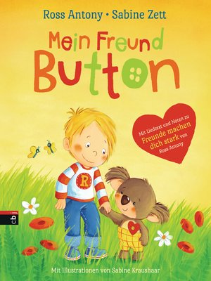 cover image of Mein Freund Button