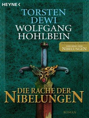 cover image of Die Rache der Nibelungen
