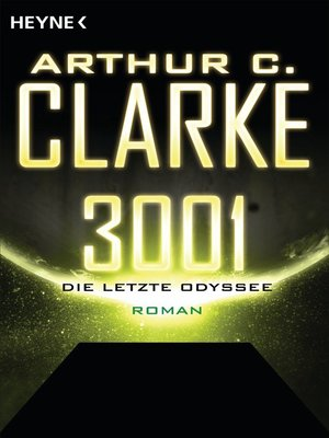 cover image of 3001--Die letzte Odyssee -
