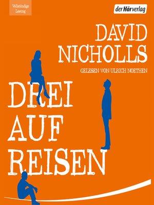 cover image of Drei auf Reisen