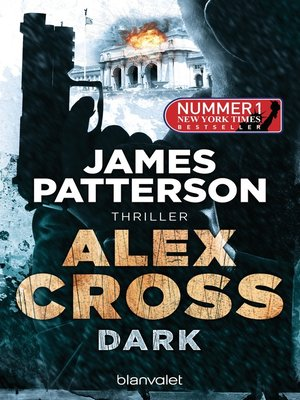 cover image of Dark--Alex Cross 18