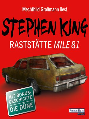 cover image of Raststätte Mile 81 & Die Düne