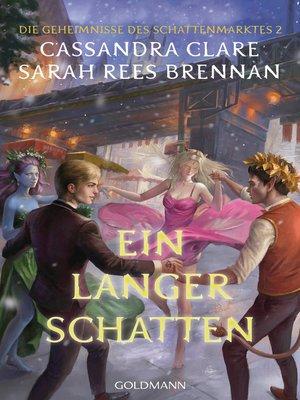 cover image of Ein langer Schatten