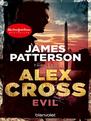 cover image of Evil--Alex Cross 20