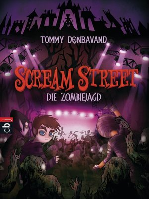 cover image of Scream Street--Die Zombiejagd