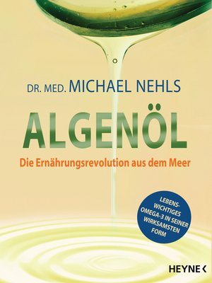 cover image of Algenöl