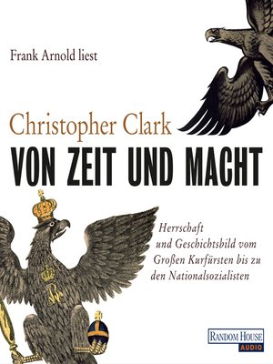cover image of Von Zeit und Macht