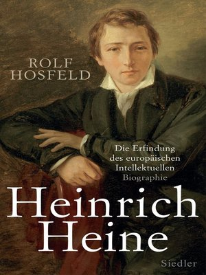 cover image of Heinrich Heine