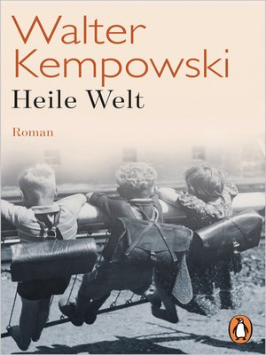 cover image of Heile Welt