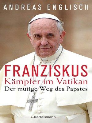 cover image of Der Kämpfer im Vatikan