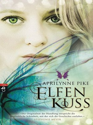 cover image of Elfenkuss