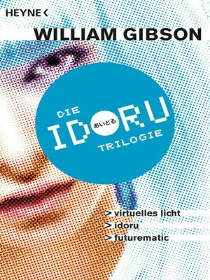 cover image of Idoru-Trilogie