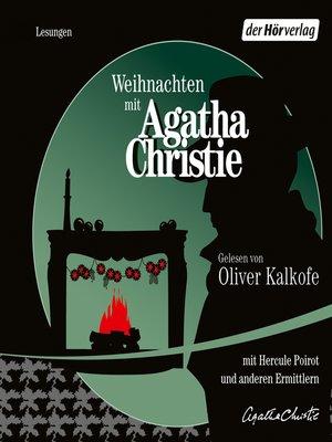 cover image of Weihnachten mit Agatha Christie