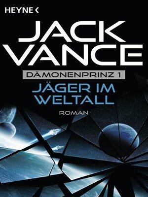 cover image of Jäger im Weltall